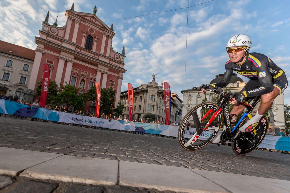 Cycling, Tour of Slovenia