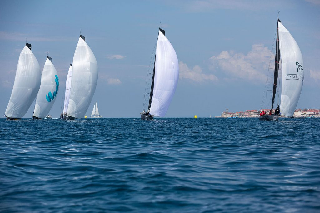 Sailing - Forty 44 Four, RC44 Portoroz Cup