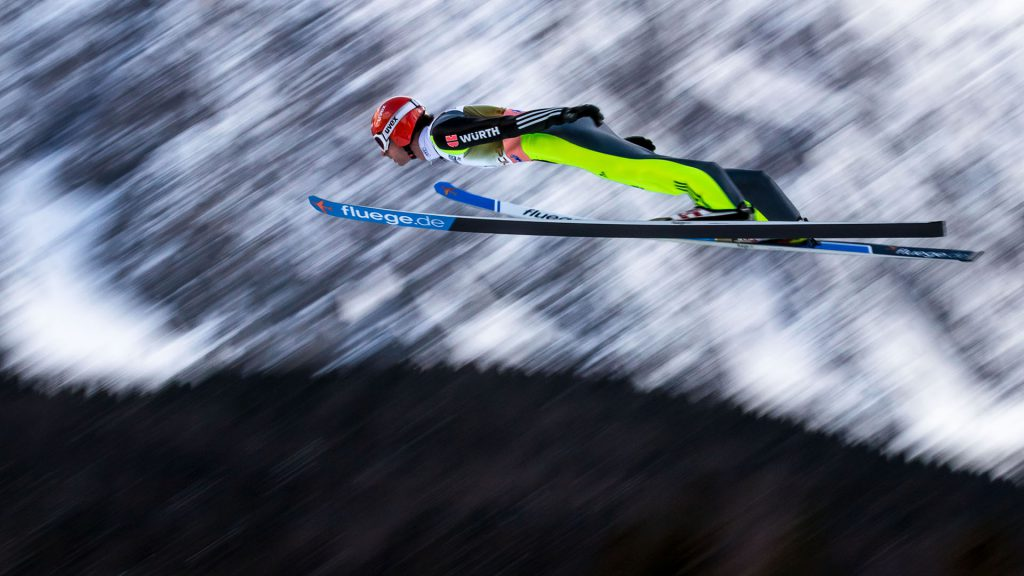 Ski Flying in Planica